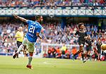 14.07.2019: Rangers v Marseille: Daniel Candeias scores for Rangers