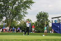 Suzann Pettersen (NOR) watches her tee shot on 2 during Friday's round 2 of the 2017 KPMG Women's PGA Championship, at Olympia Fields Country Club, Olympia Fields, Illinois. 6/30/2017.<br /> Picture: Golffile | Ken Murray<br /> <br /> <br /> All photo usage must carry mandatory copyright credit (&copy; Golffile | Ken Murray)