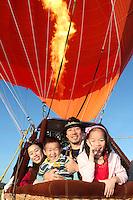 20131231 December 31 Hot Air Balloon Cairns