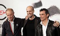 20121110 ROMA-SPETTACOLI: ROME FILM FESTIVAL - DAY 2