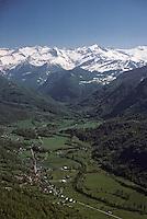 Europe/France/Midi-Pyrénées/09/Ariège/Couserans/Erce: La vallée de Garbet