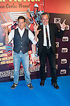 """Actors Jorge Sanz and Jose Coronado attends to the reading function of the """"One Night Only: Pulp Fiction"""" at Cinema Capitol in Madrid, Spain. June 22, 2015.<br />  (ALTERPHOTOS/BorjaB.Hojas)"""