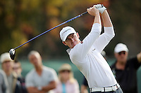 02/15/14 Pacific Palisades, CA: during the third round of the Northern Trust Open held at the Riviera Country Club.