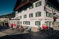 WOMEN JUNIOR ROAD RACE<br /> Rattenberg to Innsbruck: 71.7 km<br /> <br /> UCI 2018 Road World Championships<br /> Innsbruck - Tirol / Austria