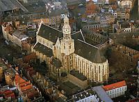 December 1995. Sint-Pauluskerk in Antwerpen.