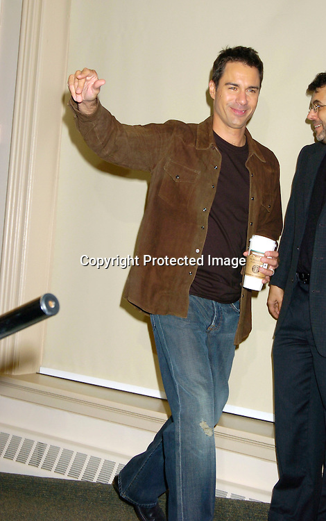 "Eric McCormack ..at Barnes & Nobles Union Square signing copies of ..their new CD "" Will & Grace: Let the Music Out! "" on September 15, 2004 in New York City. ..Photo by Robin Platzer, Twin Images"