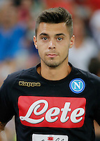 Alberto Grassi  during the friendly soccer match,between SSC Napoli and Onc Nice      at  the San  Paolo   stadium in Naples  Italy , August 01, 2016<br />  during the friendly soccer match,between SSC Napoli and Onc Nice      at  the San  Paolo   stadium in Naples  Italy , August 02, 2016