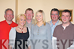 Tom Lyne, Aoife Sheahan, Paudie Sheahan, Kelly Ann McSweeney, Jeremy O'Neill and Tom Lyne enjoying the craic at the fun race day in Killarney racecourse on Saturday   Copyright Kerry's Eye 2008
