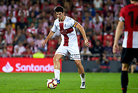 (8) Gonzalo Melero during the Spanish La Liga soccer match between Athletic Club Bilbao and S.D Huesca at San Mames stadium, in Bilbao, northern Spain, Monday, August, 27, 2018 (Photo: Ion Alcoba Beitia)