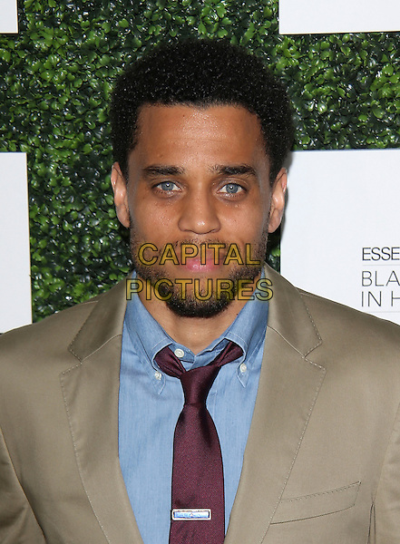 BEVERLY HILLS, CA - FEBRUARY 27:  Michael Ealy attends the 7th annual ESSENCE Black Women In Hollywood luncheon at Beverly Hills Hotel on February 27, 2014 in Beverly Hills, California, USA.<br /> CAP/MPI/mpi99<br /> &copy;mpi99/MediaPunch/Capital Pictures