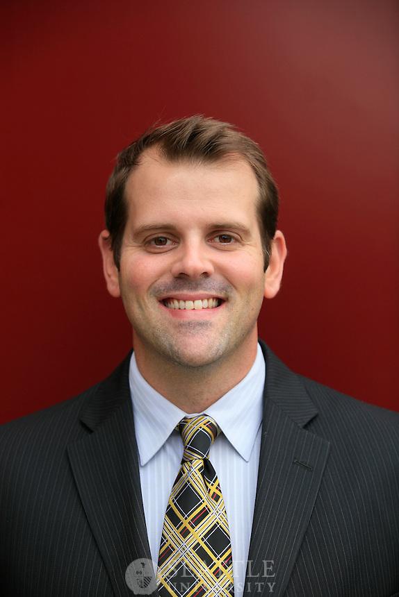 10072011 - Seattle University, Associate Director of University Recreation, Facilities and Operations, Rusty Vineyard