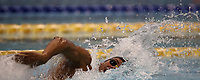 Swimming 55° Settecolli trophy Foro Italico, Rome on June 30, 2018.<br /> Swimmer Gregorio Paltrinieri, of Italy, competes in the men's 800 meters Freestyle at the Settecolli swimming trophy in Rome, on 30 June, 2018.<br /> UPDATE IMAGES PRESS/Isabella Bonotto