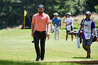 Tyrrell Hatton (ENG) on the 1st during the 1st round at the WGC Fedex, TPC Southwinds, Memphis, Tennessee, USA. 25/07/2019.<br /> Picture Ken Murray / Golffile.ie<br /> <br /> All photo usage must carry mandatory copyright credit (© Golffile | Ken Murray)