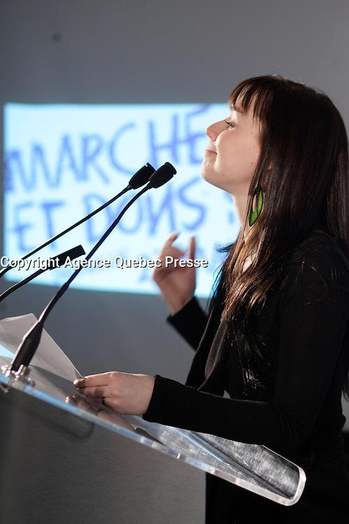 Montreal (QC) CANADA, April 3 , 2007<br />  l'auteure-compositeur-interpr&egrave;te, com&eacute;dienne et porte-parole provinciale<br />                             Madame Viviane Audet au <br /> lancement du premier projet de sensibilisation d'envergure provinciale<br />     la Marche de la m&eacute;moire RONA organis&eacute;e par la F&eacute;d&eacute;ration qu&eacute;b&eacute;coise des<br />                              soci&eacute;t&eacute;s Alzheimer. en pr&eacute;sence de<br />     l'auteure-compositeur-interpr&egrave;te, com&eacute;dienne et porte-parole provinciale<br />                             Madame Viviane Audet,<br />     Monsieur Bruno Labrie (ex-acad&eacute;micien, auteur-compositeur-interpr&egrave;te),<br />                  Madame Joe Bocan (chanteuse et com&eacute;dienne),<br />                      Monsieur Emmanuel Auger (com&eacute;dien),<br />     Monsieur Michel Dumont, directeur artistique de la Compagnie Jean Duceppe<br />                depuis 1991, figure de proue du milieu culturel<br />       ainsi que de nombreuses personnalit&eacute;s du milieu artistique et des<br />                                   affaires.<br /> <br /> <br /> <br /> <br /> <br /> photo (c)  Pierre Roussel - Images Distribution