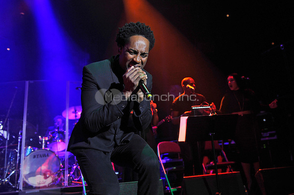 LONDON, ENGLAND - MAY 15: Lemar(Lemar Obika) performing at Camden Roundhouse on May 15, 2016 in London, England.<br /> CAP/MAR<br /> &copy;MAR/Capital Pictures /MediaPunch ***NORTH AMERICA AND SOUTH AMERICA ONLY***