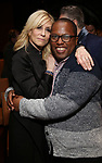 Judith Light and Michael R. Jackson attends the 2019 DGF Madge Evans And Sidney Kingsley Awards at The Lambs Club on March 18, 2019 in New York City.