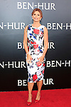 LOS ANGELES - AUG 16: Roma Downey at the premiere of Ben-Hur at the TCL Chinese Theatre IMAX on August 16, 2016 in Los Angeles, California
