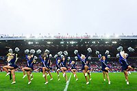 Picture by Alex Whitehead/SWpix.com - 07/10/2017 - Rugby League - Betfred Super League Grand Final - Castleford Tigers v Leeds Rhinos - Old Trafford, Manchester, England - Brief. Cheerleaders.