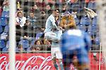Celta de Vigo's Nestor Araujo celebrates goal  during La Liga match. February 09,2019. (ALTERPHOTOS/Alconada)