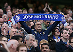 A Chelsea fans show his support for Jose Mourinho<br /> <br /> Barclays Premier League- Chelsea vs Sunderland - Stamford Bridge - England - 19th December 2015 - Picture David Klein/Sportimage