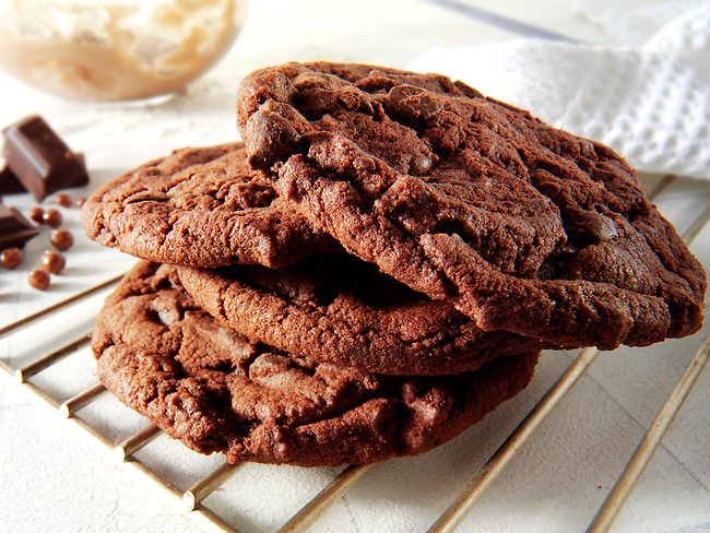 Chocolate biscuits - cookies