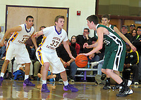 Boys Varsity Basketball vs. Pendleton Heights 2-21-14
