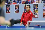 Yasukazu Murakami (JPN), <br /> JULY 22, 2016 - Table Tennis : <br /> Japan national team training session <br /> for Rio Olympic Games 2016 <br /> at Ajinomoto National Training Center, Tokyo, Japan. <br /> (Photo by YUTAKA/AFLO SPORT)