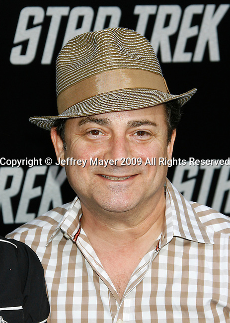 "HOLLYWOOD, CA. - April 30: Kevin Pollack  arrives at the Los Angeles premiere of ""Star Trek"" at the Grauman's Chinese Theater on April 30, 2009 in Hollywood, California.a"