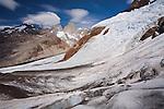 Climbers, Los Glaciares National Park, Argentina