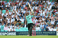 Ben Foakes hits out for Surrey during Surrey vs Essex Eagles, Vitality Blast T20 Cricket at the Kia Oval on 12th July 2018