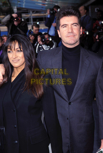 SIMON COWELL..Ref: 11527..half length, half-length, with date..www.capitalpictures.com..sales@capitalpictures.com..©Capital Pictures..