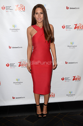 HOLLYWOOD, CA - MAY 17: Kerri Kasem at the American Heart Association's 3rd Annual Rock The Red Music Benefit at Avalon in Hollywood, California on May 17, 2018. Credit: David EdwardsMediaPunch