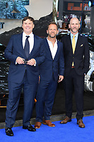 Writers Ken Nolan, Art Marcum &amp; Matt Holloway at the global premiere for &quot;Transformers: The Last Knight&quot; at Leicester Square Gardens, London, UK. <br /> 18 June  2017<br /> Picture: Steve Vas/Featureflash/SilverHub 0208 004 5359 sales@silverhubmedia.com