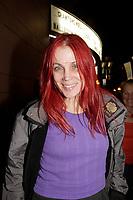 Montreal (Qc) CANADA - October 2nd, 2007-<br /> Chloee Ste-Marie,<br /> Premiere de Marie-Elaine Thibert - Son Spectacle<br /> au Theatre St-Denis, 2 Octobre 2007.<br /> <br /> Photo : (c) 2007, Pierre Roussel - Images Distribution