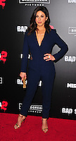 NEW YORK,NY November 015: Christina Rosato attend the 'Bad Santa 2' New York premiere at AMC Loews Lincoln Square 13 theater on November 15, 2016 in New York City...@John Palmer / Media Punch