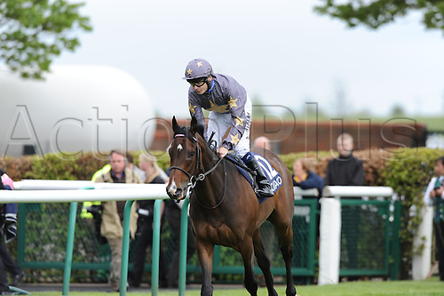 06.05.2012 Newmarket England..Newmarket Festival of Racing. Franciscan with Jamie Spencer up..The Qipco Supporting British Racing Stakes.