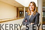 Martha Farrell who conducts Market Research for companies in Kerry through IT Tralee