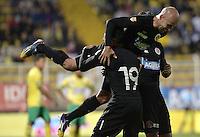Atletico Bucaramanga vs Cucuta Deportivo. Cuadrangulares Ascenso Liga Aguila 2015. 17-01-2015