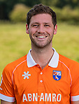BLOEMENDAAL - Sander 't Hart (Bldaal) . Heren I van HC Bloemendaal , seizoen 2019/2020.   COPYRIGHT KOEN SUYK