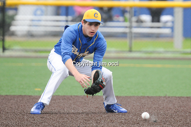 Red Bank Buckaneers, Cranford, varsity, baseball 2017 season, state game