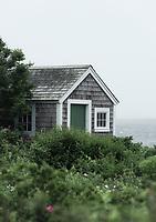 Charming seaside cottage, Cape Cod, Massachusetts, USA.