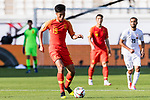 Liu Yang of China in action during the AFC Asian Cup UAE 2019 Group C match between China (CHN) and Kyrgyz Republic (KGZ) at Khalifa Bin Zayed Stadium on 07 January 2019 in Al Ain, United Arab Emirates. Photo by Marcio Rodrigo Machado / Power Sport Images