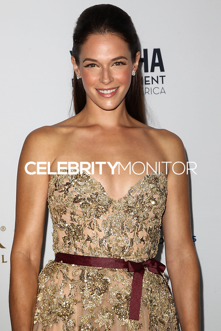 BEVERLY HILLS, CA, USA - AUGUST 22: Amanda Righetti at the 3rd Annual 'Beyond Hunger: A Place At The Table' Gala held at the Montage Hotel Beverly Hills on August 22, 2014 in Beverly Hills, California, United States. (Photo by Celebrity Monitor)