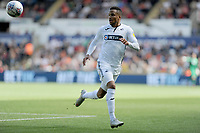 Martin Olsson of Swansea City during the Sky Bet Championship match between Swansea City and Bristol City at the Liberty Stadium, Swansea, Wales, UK. Saturday 25 August 2018
