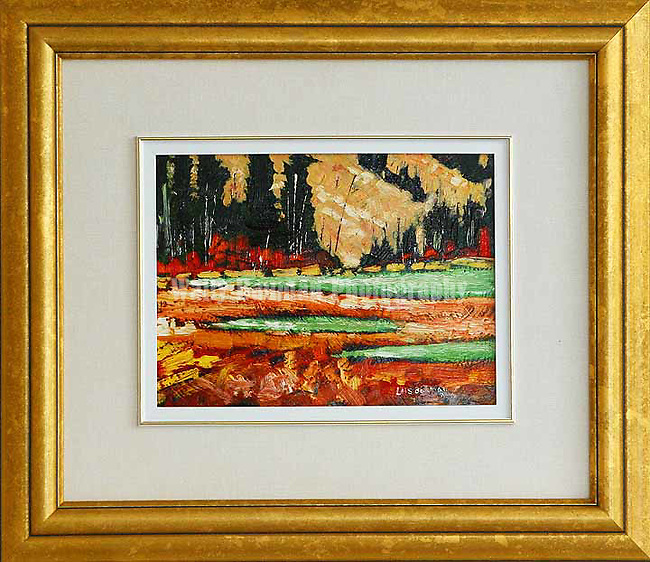 Lois Bauman is a signature member of the Alberta Society of Artists, an associate member of the Oil Painters of <br />