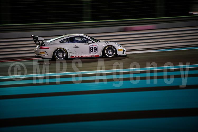 #89 GDL RACING PORSCHE 911 GT3 GT CUP MOHAMMED HUSSAIN (UAE) BASHAR MARDINI (UAE) CHRISTOPHER ZOECHLING (AUT)
