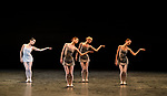 English National Ballet. Song of the Earth.<br /> Tamara Rojo;<br /> Alison McWhinney;<br /> Tiffany Hedman;<br /> Senri Kou;