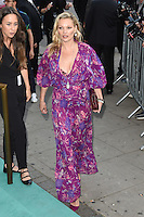 Kate Moss<br /> arrives for the V&amp;A Summer Party 2016, South Kensington, London.<br /> <br /> <br /> &copy;Ash Knotek  D3135  22/06/2016