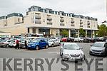 Tesco Car Park. Shopping in Tralee Town Centre
