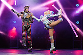 "11 May 2012, London, UK. Andrew Lloyd Webber's musical ""Starlight Express"" is being performed at the New Wimbledon Theatre before embarking on a UK tour. Photo: Bettina Strenske"